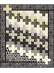 Accentuate the Positive Quilt Pattern