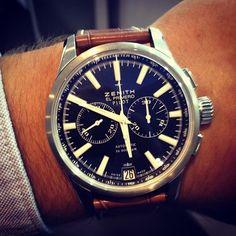 love zenith watch