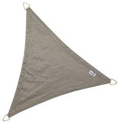 Nesling+Coolfit+schaduwdoek+driehoek+360cm+antraciet