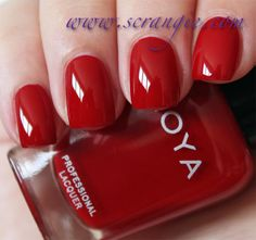 Scrangie: Zoya Designer Collection Fall 2012 Swatches and Review - Zoya Nail Polish in Rekha