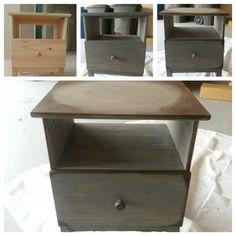 Ikea Hack Nightstand, Ikea Furniture, Furniture Ideas, Master Bedroom, Nursery, Ikea Hacks, Toys, Table, Catalog