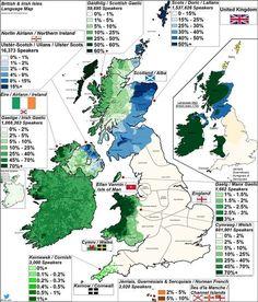 Languages of the British Isles