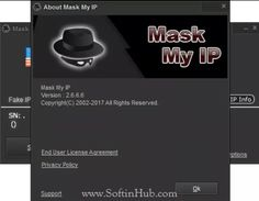 Mask My IP 2.6.6.6 Serial Number & Patch Final Free Download