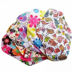 Reusable Durable Day And Night Menstrual & Sanitary Cloth Pads Cloth Pads, Wet Bag, Latest Gadgets, How To Run Longer, Vera Bradley Backpack, How Beautiful, Eco Friendly, Pure Products, Stuff To Buy