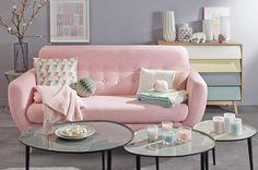 Pantone dévoile les couleurs de l´année 2016 : rose Quartz et bleu Serenity | Le blog de Maisons du Monde