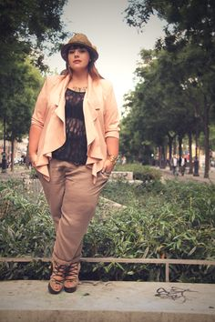Le blog mode de Stéphanie Zwicky. I have a pattern similar to that of the jacket.