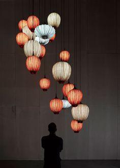 Modern Lighting, Lighting Design, Artwork Lighting, Luxury Lighting, Pendant Lamp, Pendant Lighting, Light Pendant, Custom Canopy, Grafiti