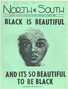 Black is Beautiful and It's so Beautiful to be Black