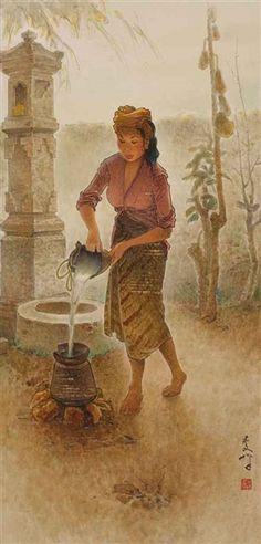 Lee Man Fong -  Water halen