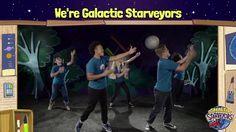 THEME: Galactic Starveyors Choreography