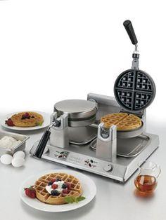 Waring Waffle Maker - Love Waffles