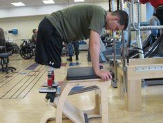 Pilates Programs Help Rehabilitate Injured Veterans