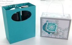 POOTLES Stampin Up ADVENT COUNTDOWN 10 Nail Polish Gift Box 3