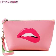 Now available!! Limited editions!!! http://designsbyzuedi.myshopify.com/products/flying-birds-women-cosmetic-bags-makeup-bag-cosmetic-case-summer-dumpling-large-clutch-women-packages-waterproof-bag-lm3848fb?utm_campaign=social_autopilot&utm_source=pin&utm_medium=pin FLYING BIRDS wome...