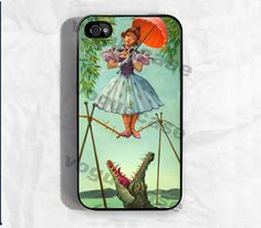 Haunted Mansion Stretching Painting iPhone 4 Case, $8.99, via Etsy. (JUST LIKE DISNEY WORLD)