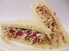 Chicken Coleslaw Sandwich