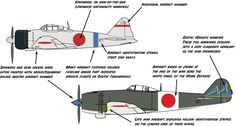 Guide to Japanese Aircraft Camouflage
