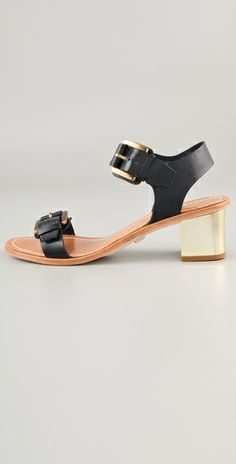 Pour La Victoire Ilissa Low Heel Sandals | SHOPBOP ($200-500) - Svpply