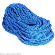 "Tree Climbing Line 150' Samson True Blue,7300 Lb,12 Strand Rope,1/2""x 150'"