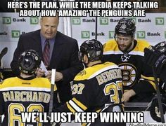 Hard to admit but true... 11 game winning streak for the bruins