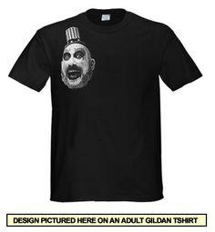 DEVILS REJECTS  T-Shirt horror movie tshirt cool tshirt shirt Tee Shirt  (also available on crewneck sweatshirts and hoodies) SM-5XL