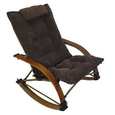 <strong>International Caravan</strong> Wembley Rocking Chair