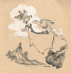 Dragons by Brian Kesinger