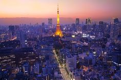 Tokyo Tower and… by Ryuhei Hosomi on 500px