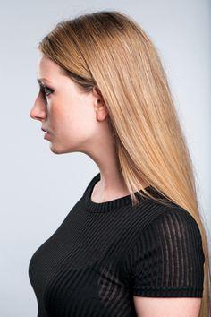 Portrait posing tricks: roll shoulders