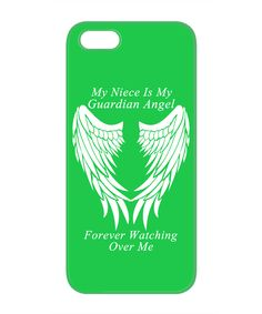 Niece Guardian Angel Phone Case
