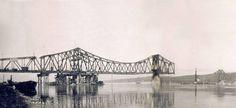 Zobacz unikatowe zdjęcia włocławskiego mostu z okresu II wojny światowej