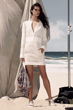 BCBG Max Azria Resort 2015 #14
