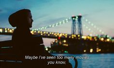 Blue Valentine Maybe I've seen too many movies you know – Dean (Ryan Gosling) Series Quotes, Film Quotes, Cinema Quotes, Wisdom Quotes, Movies And Series, Movies And Tv Shows, Tv Series, Citations Film, Ryan Gosling