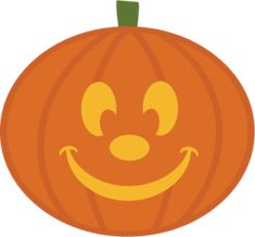 Pumpkin With Face SVG cut files for scrapbooking halloween svg files free svgs fall svg cut files