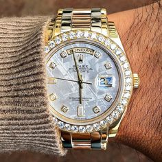 Top of the Line from Rolex The 39mm Tridor Masterpiece Like new Condition $37000 Contact us to Purchase