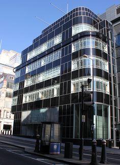 Daily Express Building, Fleet Street