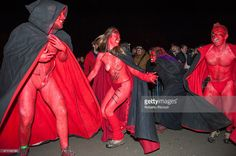 Beltane Fire Society performers celebrate the coming of summer by participating in the Beltane Fire Festival on Calton Hill April 2015 in Edinburgh, Scotland. The event, first organized in the. Get premium, high resolution news photos at Getty Images Pagan Festivals, Fire Festival, Celtic Mythology, Beltane, Celebs, Celebrities, Still Image, Edinburgh Scotland, Paganism