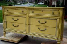 painted dressers - Google Search