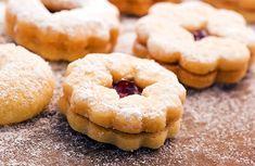 linecké koláčky ze sádla