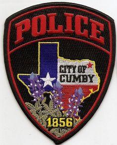 Cumby PD TX