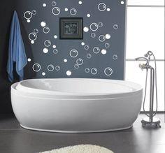 Modern Bathroom Wall Art Models Bathroom Vinyl Vinyl Wall Art - Bathroom vinyl decals