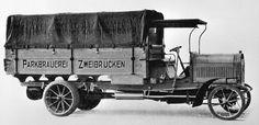 Mercedes-Benz truck (1908)