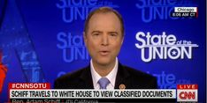Rep. Adam Schiff has two important new questions for the White House after seeing the intel docs.  All the cloak and dagger stuff was just another diversion--anything to get the focus off trump's relations with Russia. This is the person to watch--him and the new young Kennedy....