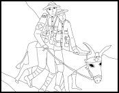 The Man with the Donkey (John Simpson Kirkpatrick) Literacy And Numeracy, Kindergarten Activities, Craft Activities, Australia Crafts, Australia Day, Remembrance Day Activities, Growth Mindset Classroom, Family Day Care, Anzac Day