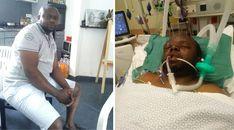 Een pakjesbezorger uit Denderleeuw is halfdood geslagen bij een zeer gewelddadig incident in Wetteren. Volgens zijn familie werd de man van Afrikaanse af...