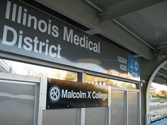 Rehab Chicago Medical station, critical rail line for 1,000s of patients, employees & students