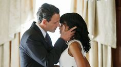 Ooooh Fitz and Olivia, What does their future hold?