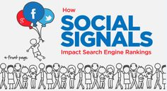 How #Social Signals Impact Search Engine #Rankings- By Quick Sprout