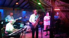 From @DionParson and Friends in #STTHOMAS #USVI. Photo courtesy the United Jazz Foundation: