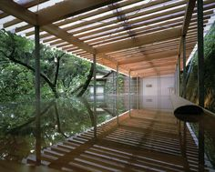 Horai Onsen Bath House © Daichi Ano